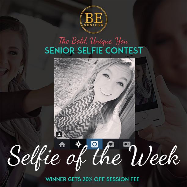 Selfie of the week no 2