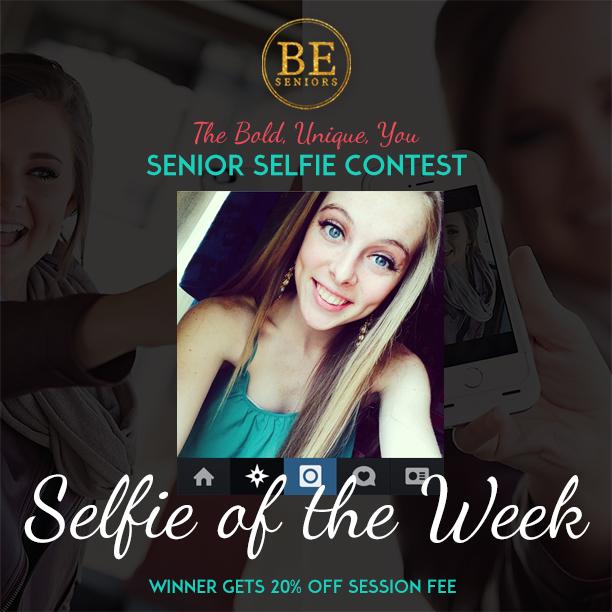 Selfie of the Week - B.E. Seniors