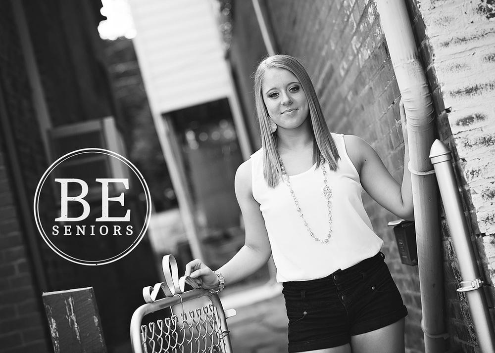 B.E. Center Stage Senior - Hannah