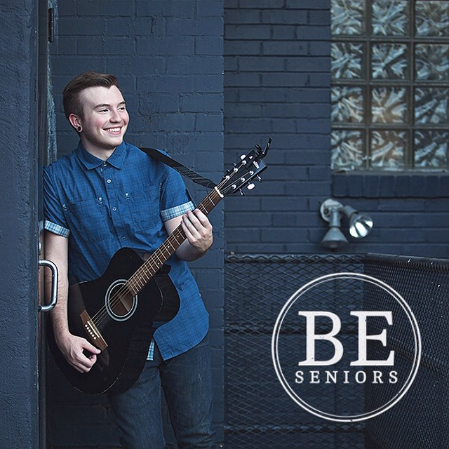 We love Ian's style and he plays guitar! WHAT!? #beseniors #blisselevenstudio #BeBoldBeUniqueBeYou #highschoolsenior #2015senior #stlouissenior #seniorphotography #instasenior