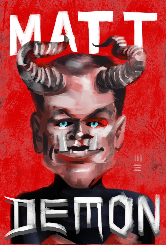 """Monsters Ball - """"Matt Demon"""""""