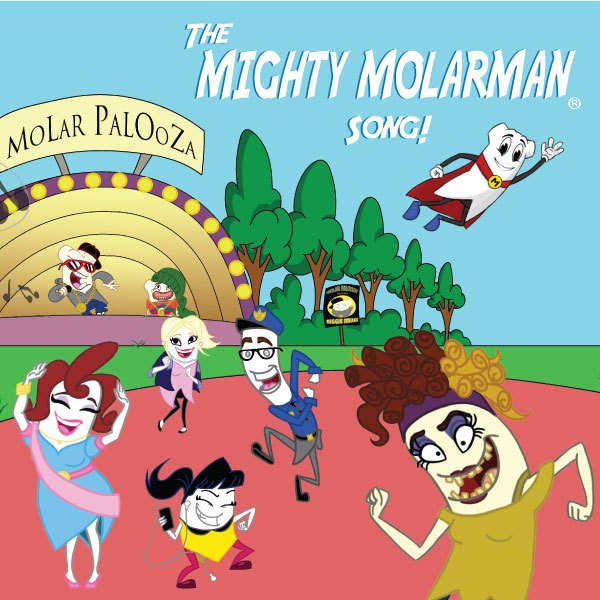 The Mighty MolarMan Song ®