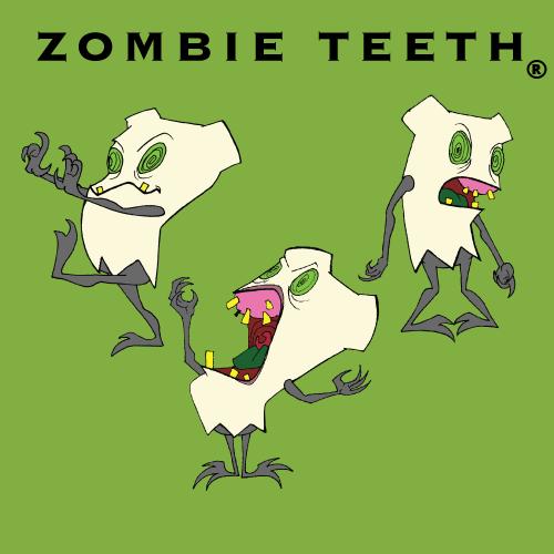 © Zombie Teeth