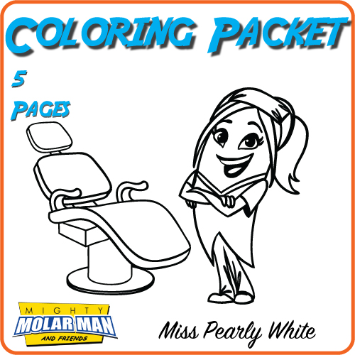 Download Coloring Pages Packet 2