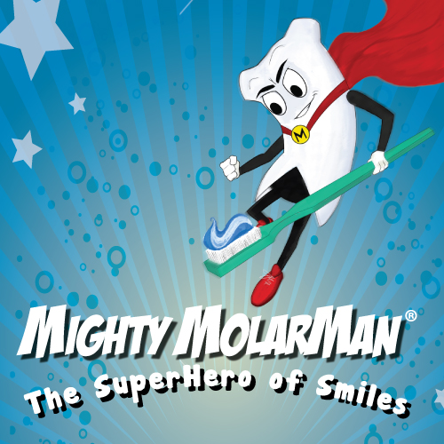 Mighty MolarMan®