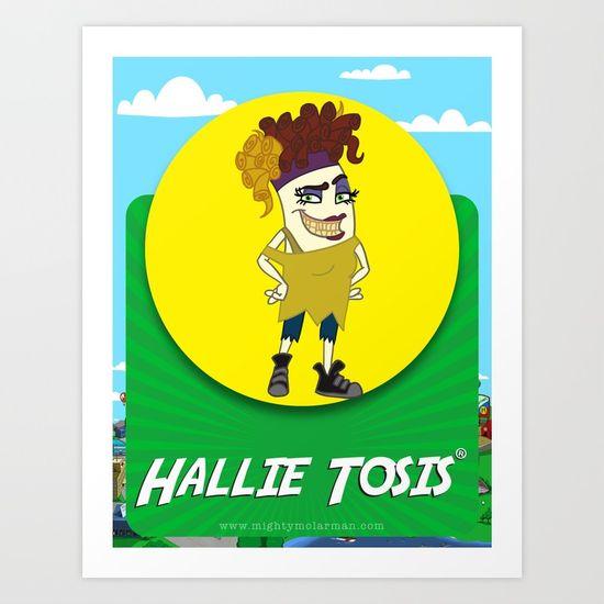 Hallie Tosis