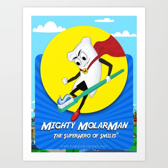 MIghty MolarMan