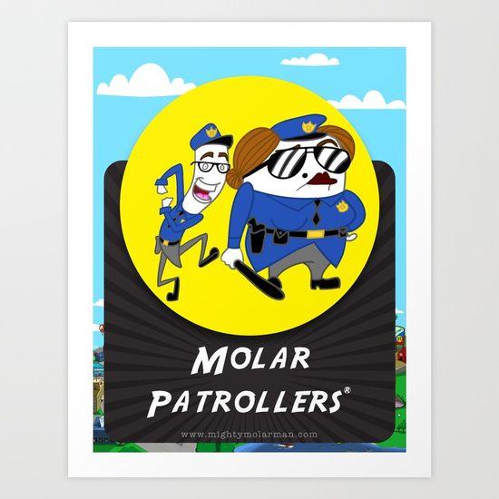 Molar Patrollers
