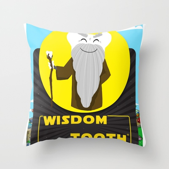 Throw Pillow Cover - hrow Pillow Cover made from 100% spun polyester poplin fabric, a stylish statement that will liven up any room. Individually cut and sewn by hand, the pillow cover measures 16