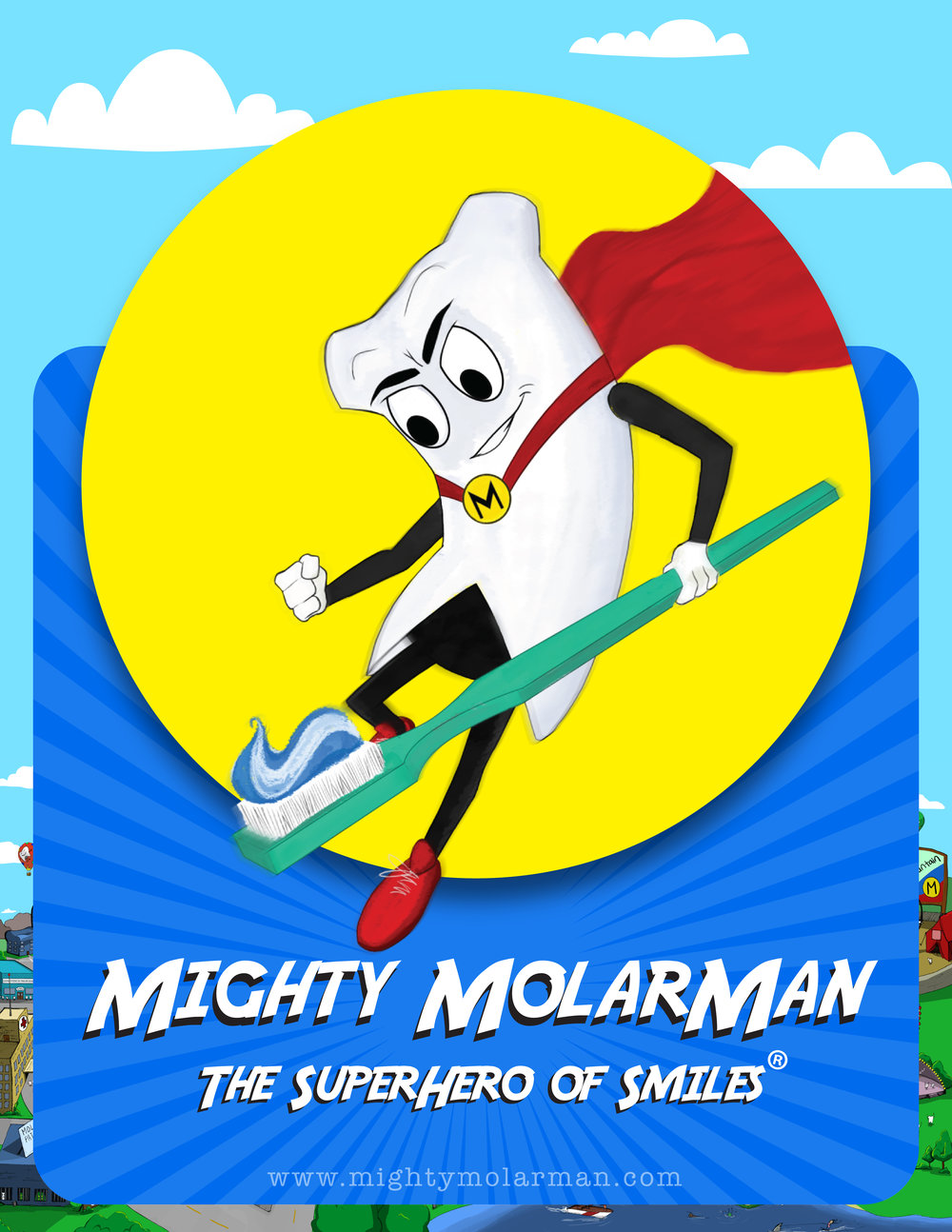 Mighty MolarMan