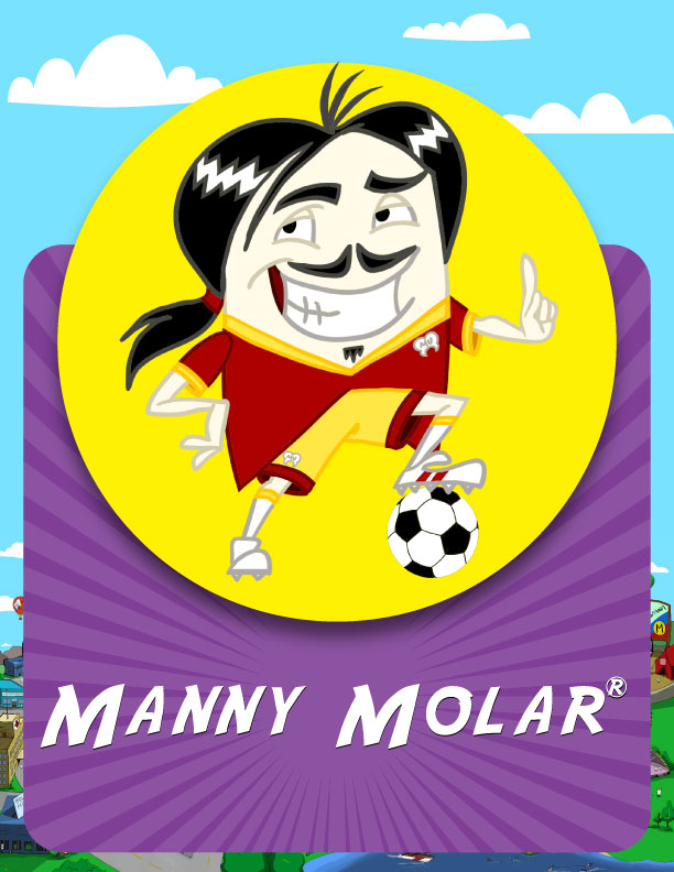 Manny Molar