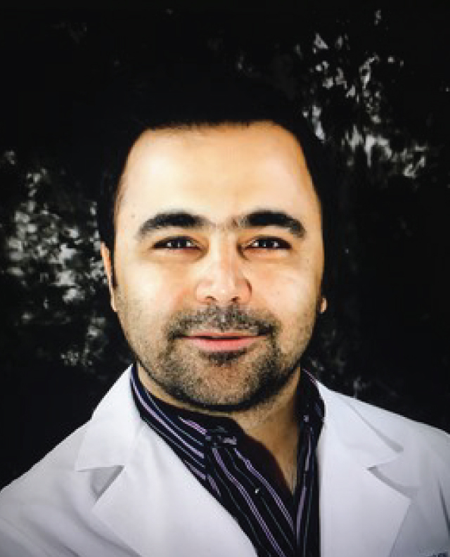 Dr. Farhad Sharifi -