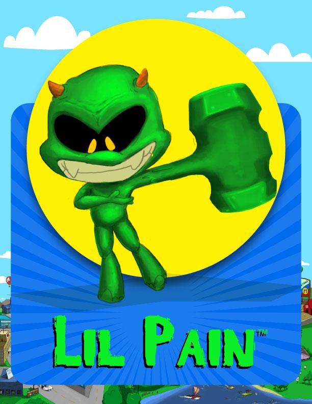 lil-pain