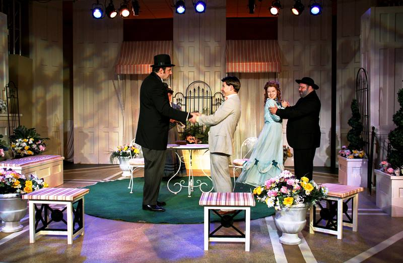 The Importance of Being Earnest September 2013