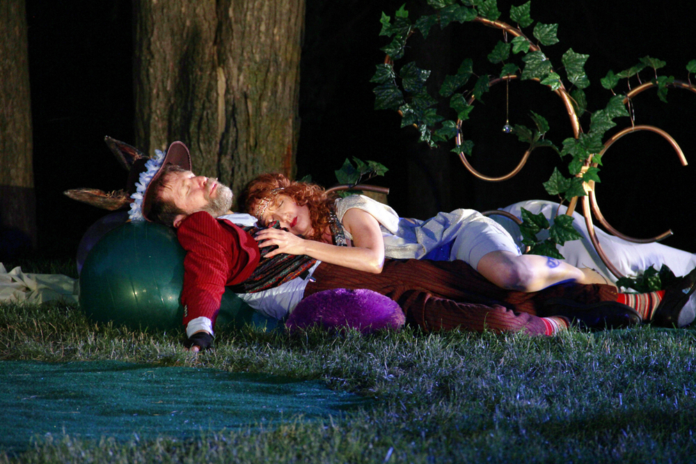 A Midsummer Night's Dream June 2013