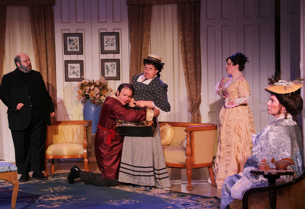 The Importance Of Being Earnest - 2013