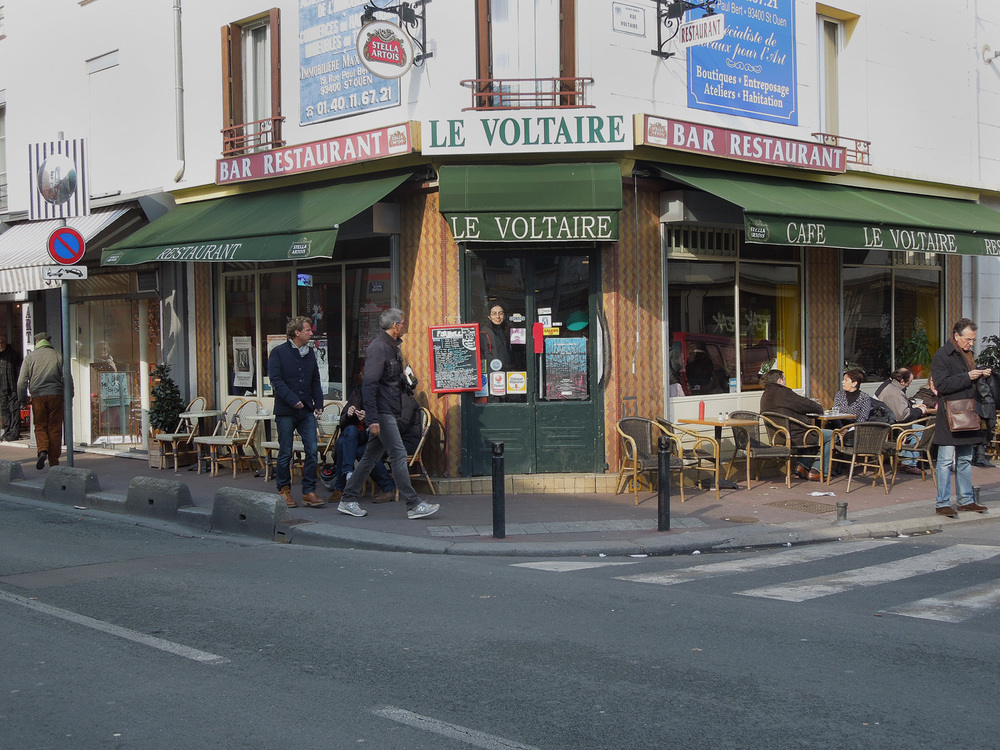 Le Voltaire, 2012