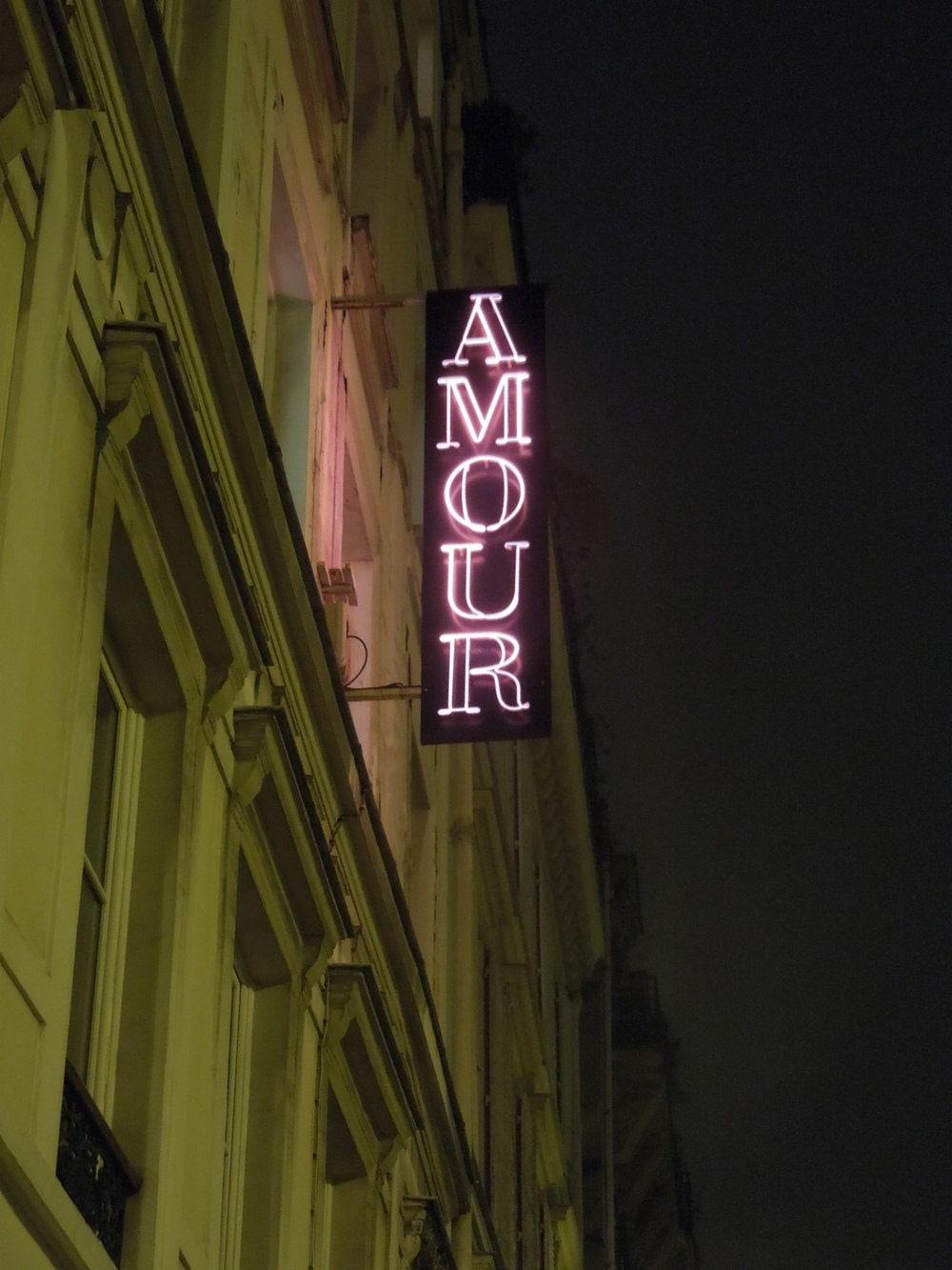 Hotel Amour, Paris