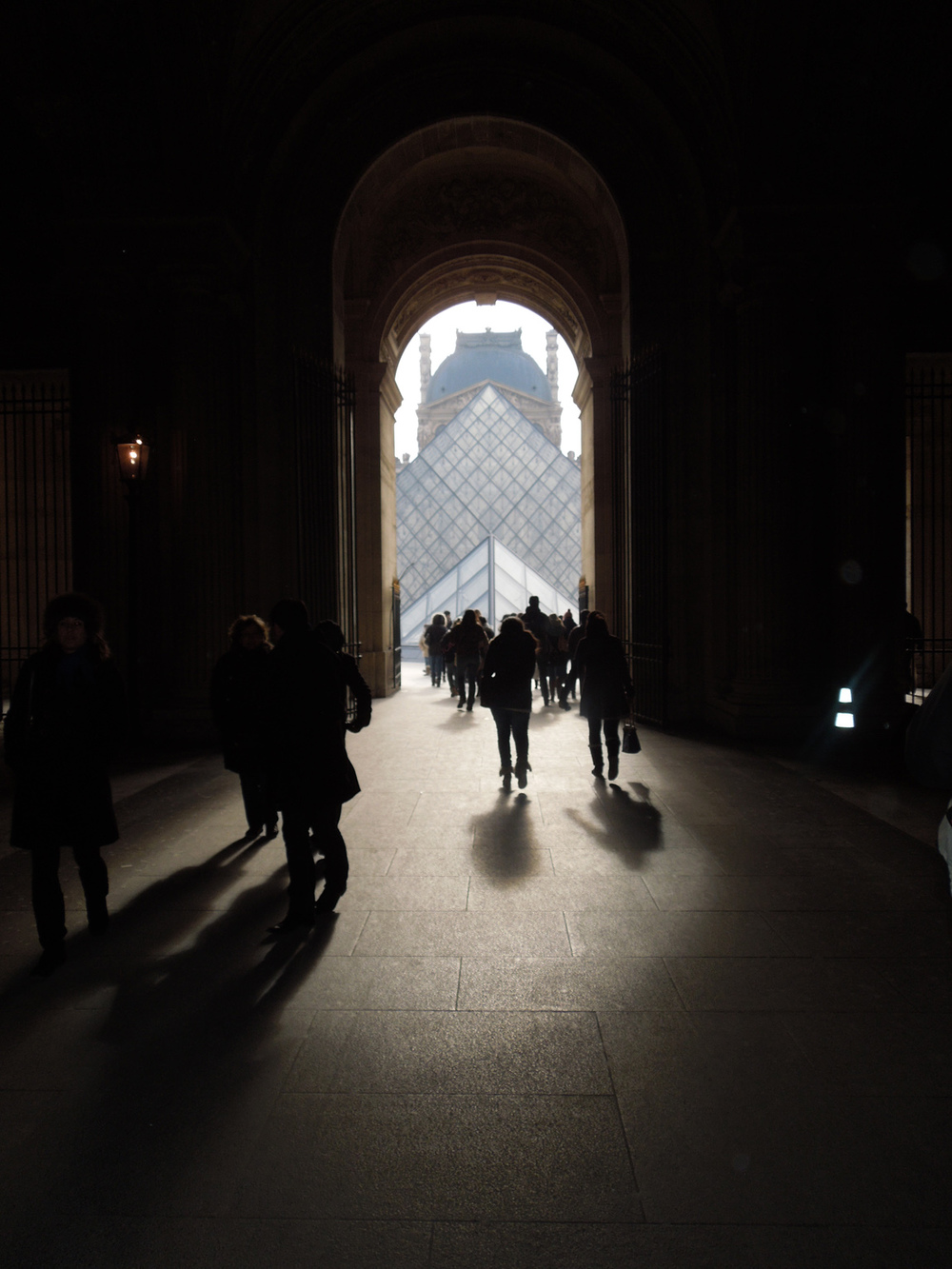 Le Louvre, 2012