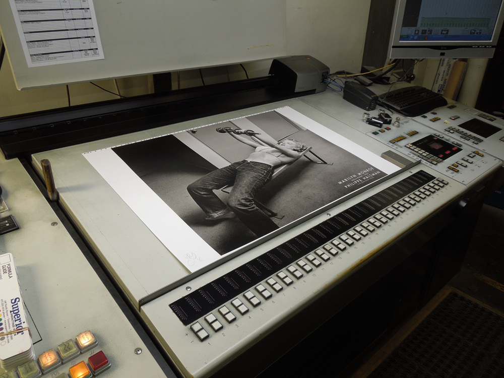 Marilyn on Press,  Puritan Capital