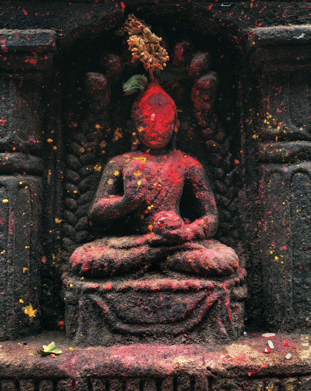 Lichavi Buddha, Kathmandu