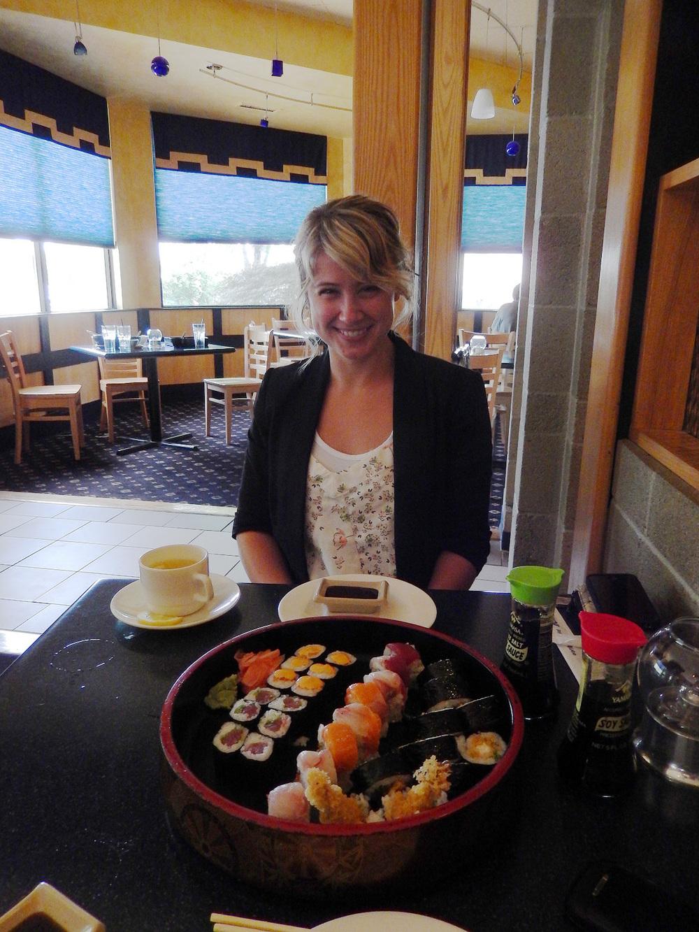 Katie, sushi.jpg