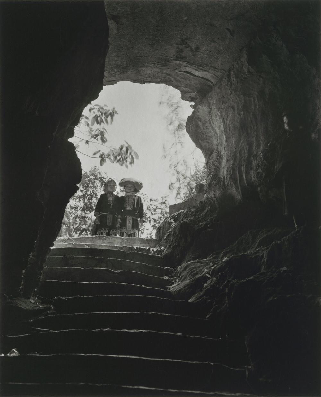 Cave of Ta Phin, Vietnam, 2002