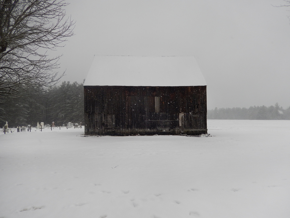 New Hampshire barn
