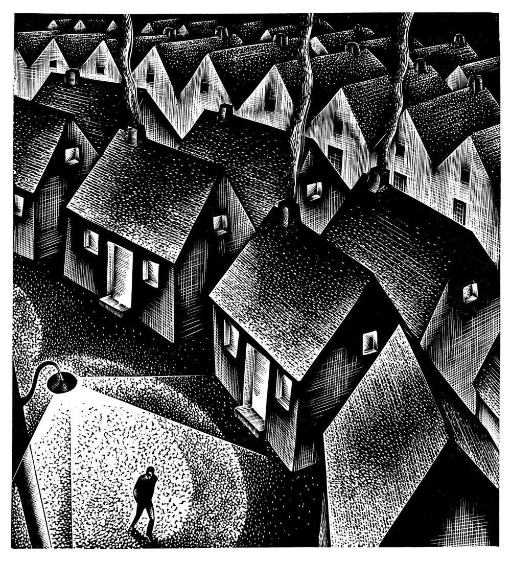 Wild Pilgrimage, 1932