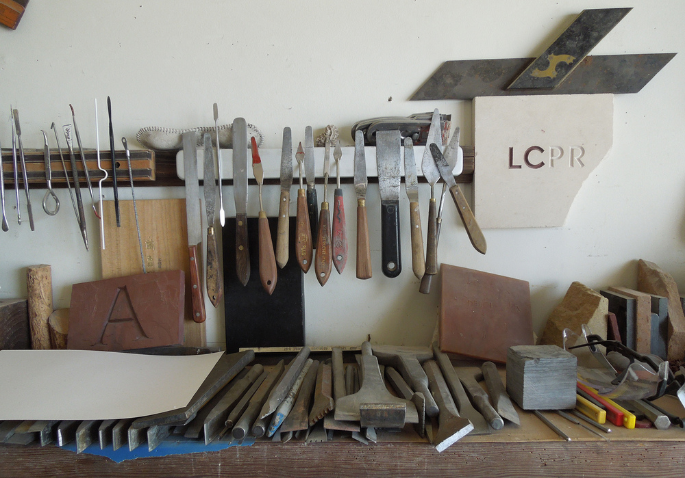 Christopher Stinehour ' s Workbench, Berkeley, California