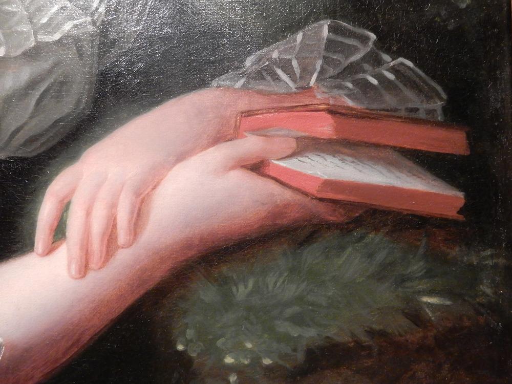 Vicomtesse de Vaudreuil  (detail) Elisabeth-Louise Vigée Le Brun and Studio
