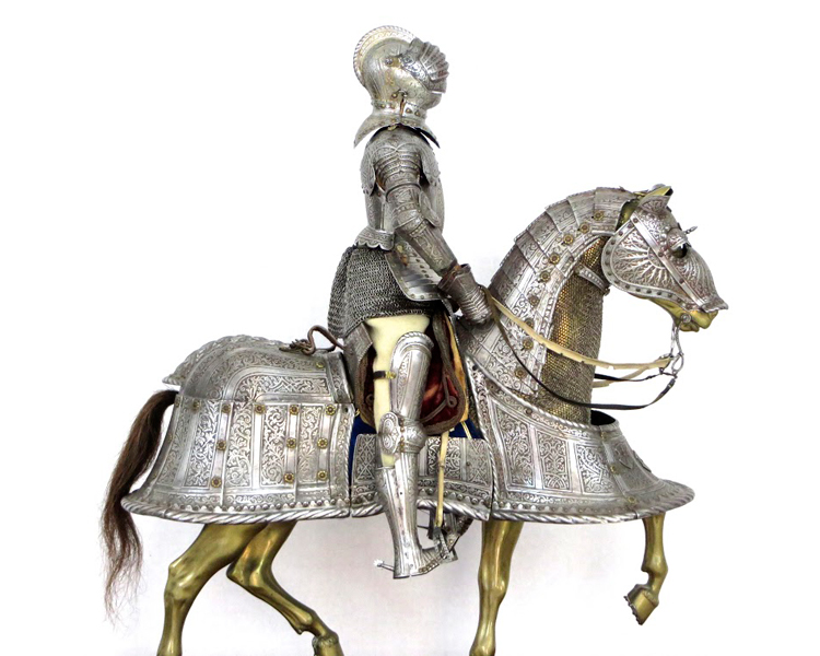 An-Important-Miniature-Armor-for-Man-and-Horse-by-E.-Granger,-Paris-Friedland_arms_armor_knight_-horse_renaissance_-chanfron-1.jpg
