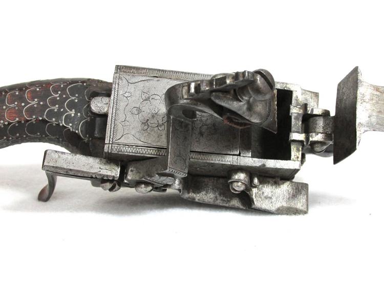 Flintlock Tinder Lighter, late 17th century, Continental Friedland_arms_Flintlock_continental_17thcentury-3.jpg