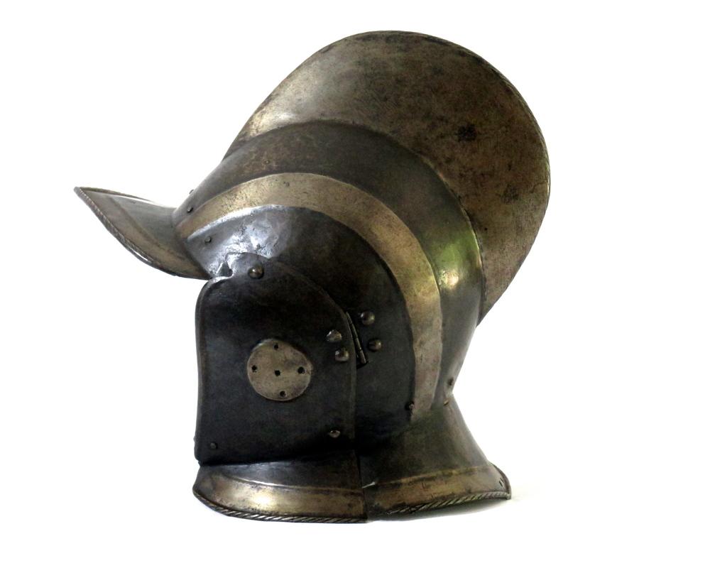 German- Burgonet/german-black-white-burgonet-helmet-16th-century-gary-friedland-arms-armor.jpg