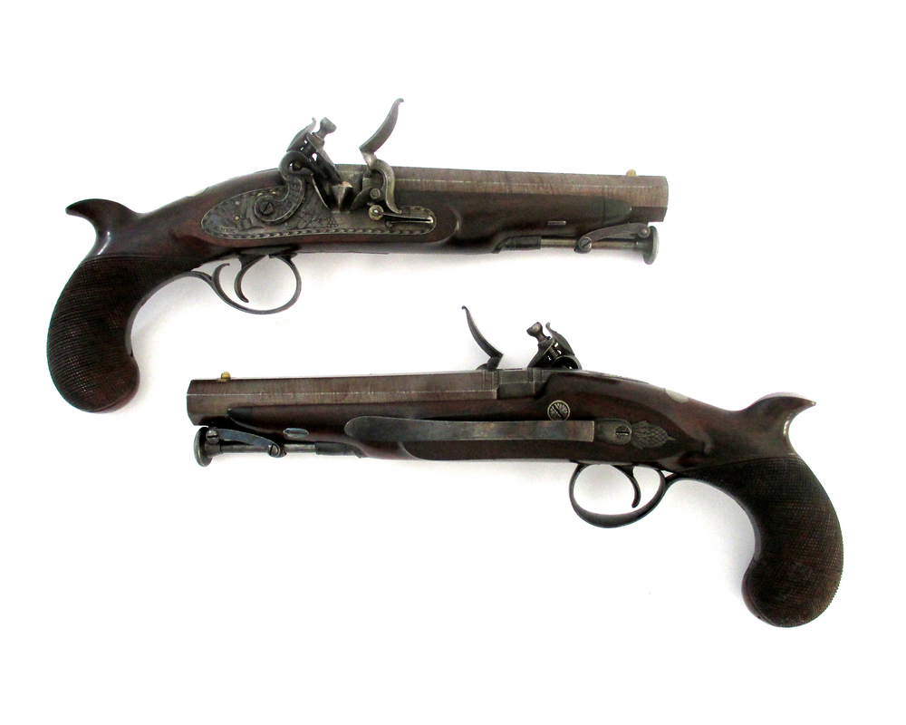 pair-flintlock-officers-pistols-Palmer-rochester-1820-gary-friedland-antique-arms-armor2.jpg