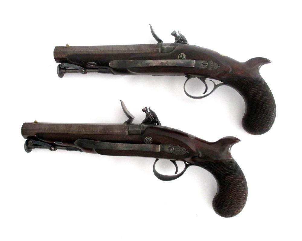 pair-flintlock-officers-pistols-Palmer-rochester-1820-gary-friedland-antique-arms-armor3.jpg