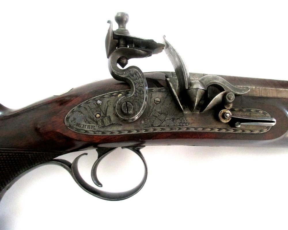 pair-flintlock-officers-pistols-Palmer-rochester-1820-gary-friedland-antique-arms-armor4.jpg