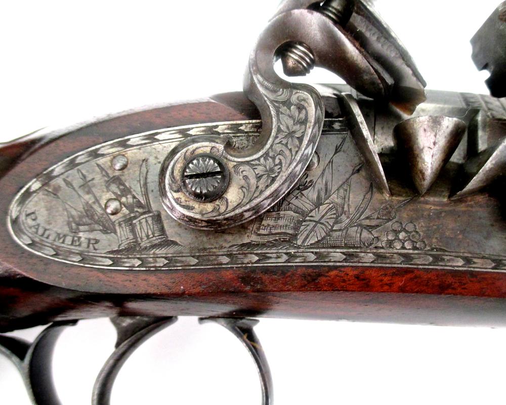 pair-flintlock-officers-pistols-Palmer-rochester-1820-gary-friedland-antique-arms-armor6.jpg