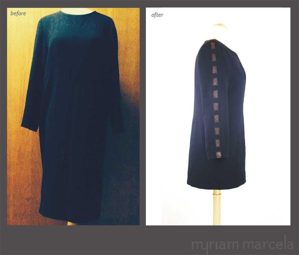 The New Black Mini Dress.-