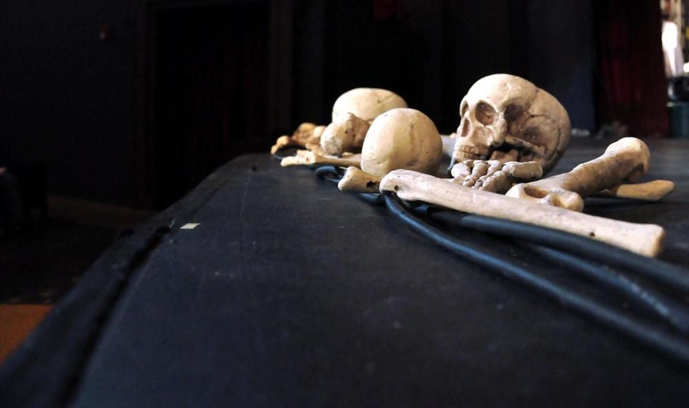 Stage Skulls