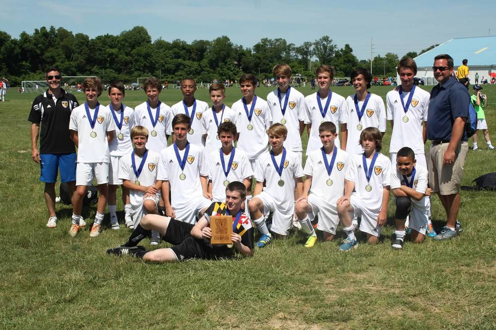 2014 Kirkwood Champions