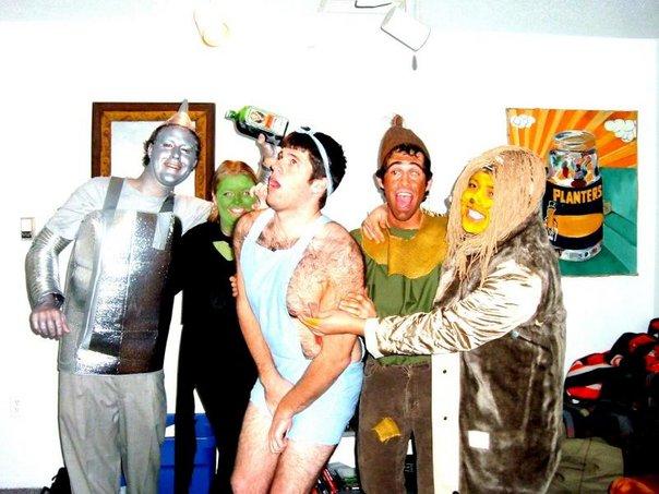 Halloween 2004.