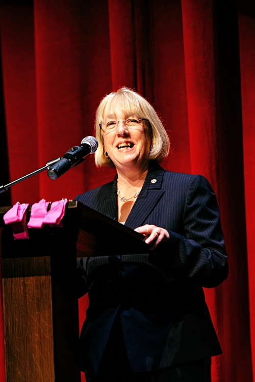Senator Patty Murray