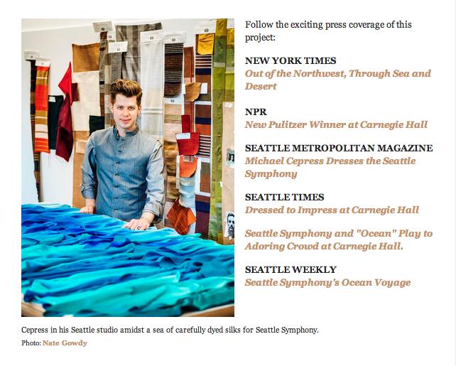 Michael Cepress, April 2014, MC Fashion's mailer