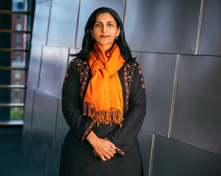 Seattle City Council member Kshama Sawant, June 2014