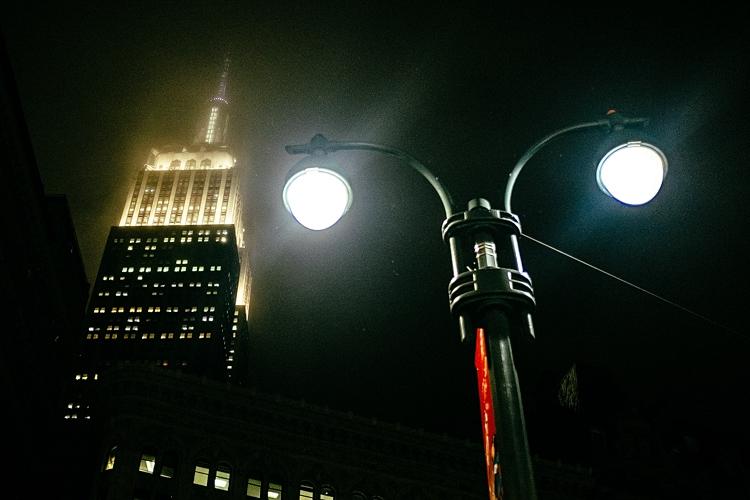 Empire State Building, Manhatten