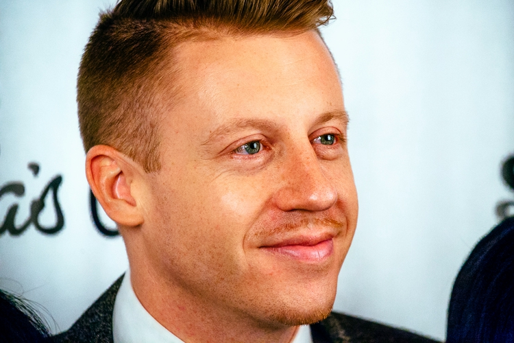 Macklemore attended and did a VIP meet-and-greet
