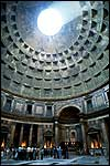 Masonry dome: Pantheon