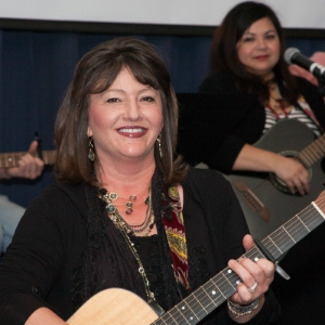 Stacy Corbin  Worship Leader  Guitar & Vocals