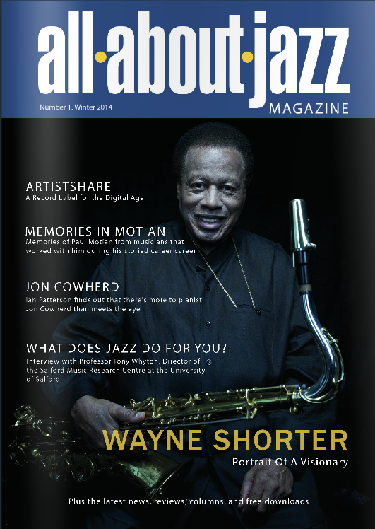 All About Jazz Magazine No. 1, Winter 2014